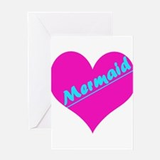 Mermaid Greeting Cards