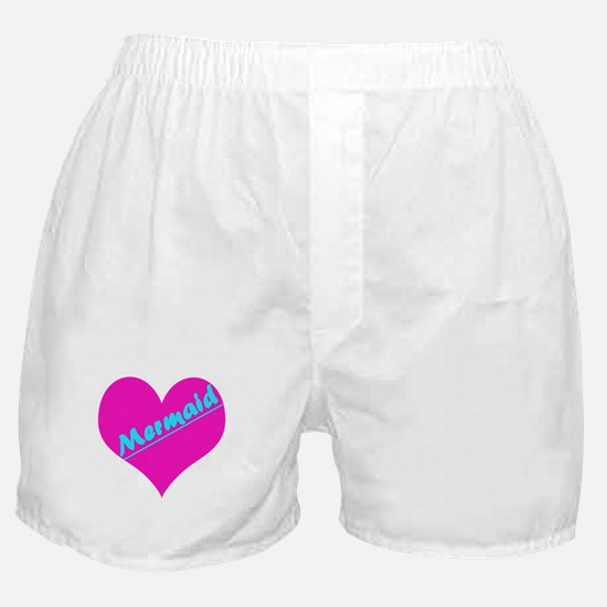 Mermaid Boxer Shorts