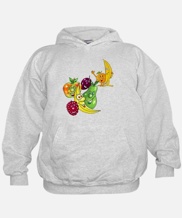 Healthy Happy Fruit Hoodie
