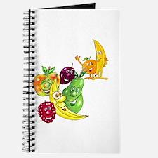 Healthy Happy Fruit Journal