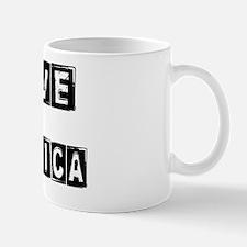 I Block love Antarctica Mug