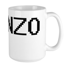 Alonzo Digital Name Design Mugs