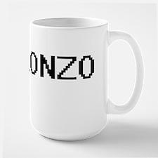 Alonzo Digital Name Design Mugs