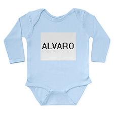 Alvaro Digital Name Design Body Suit