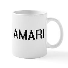Amari Digital Name Design Mugs