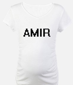 Amir Digital Name Design Shirt