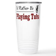 Funny Music geek Travel Mug