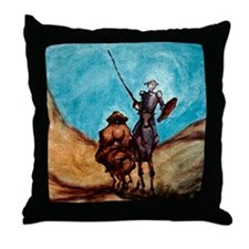 Cute Windmills Throw Pillow