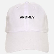 Andres Digital Name Design Baseball Baseball Cap