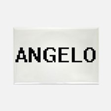Angelo Digital Name Design Magnets
