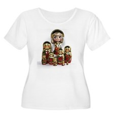 Cute Dolls T-Shirt