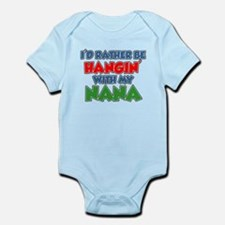 Rather Be With Nana Body Suit