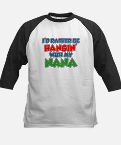 Rather Be With Nana Baseball Jersey