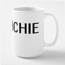 Archie Digital Name Design Mugs