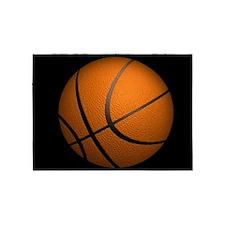 Basketball Big Wide 5'x7'Area Rug
