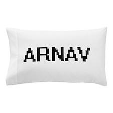 Arnav Digital Name Design Pillow Case