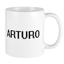 Arturo Digital Name Design Mugs