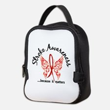 Stroke Butterfly 6.1 Neoprene Lunch Bag
