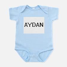 Aydan Digital Name Design Body Suit