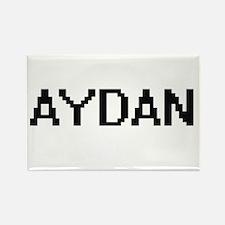 Aydan Digital Name Design Magnets