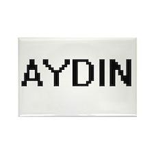 Aydin Digital Name Design Magnets