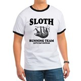 Sloth running team Ringer T