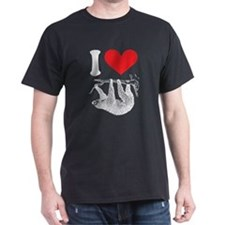 I HEART SLOTH T-Shirt