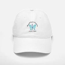Thyroid Cancer Butterfly 6.1 Baseball Baseball Cap
