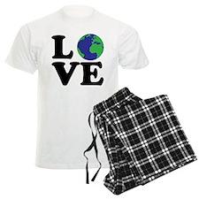 I Love Earth Pajamas