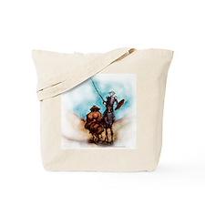 Unique Chasing Tote Bag