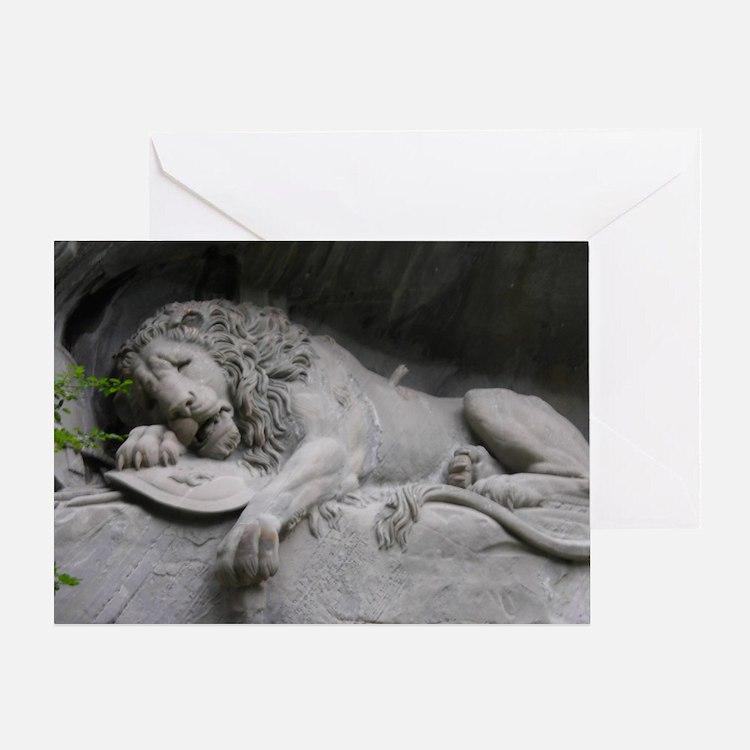 Luzerne- Greeting Card
