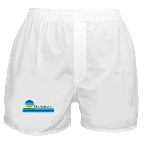 Madalynn Boxer Shorts