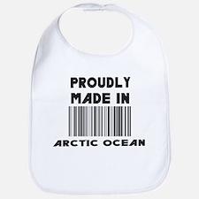 Arctic Ocean bar code Bib