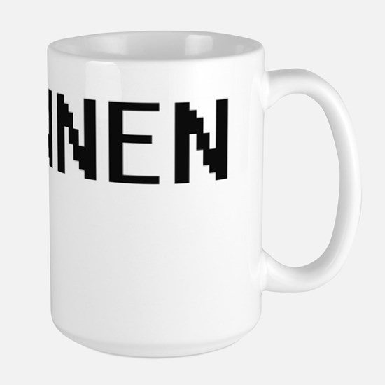 Brennen Digital Name Design Mugs