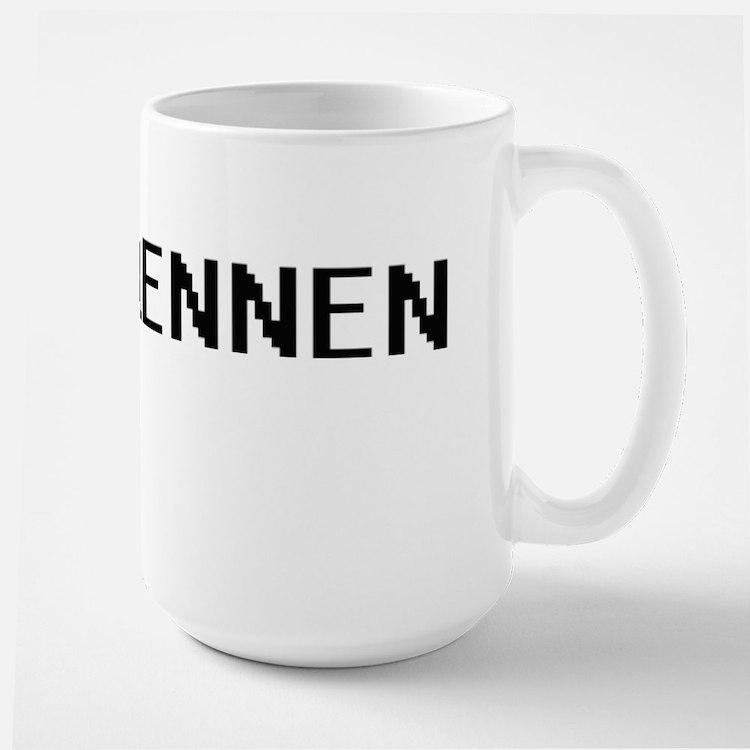 Brennen Digital Name Design Mugs