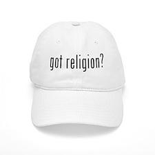 got religion? Baseball Cap