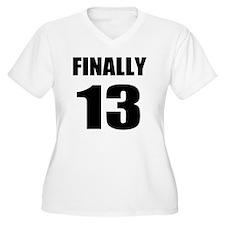 13th Birthday Hum T-Shirt
