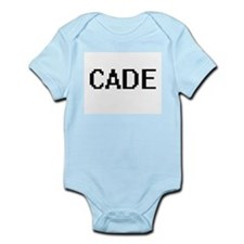 Cade Digital Name Design Body Suit