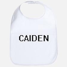 Caiden Digital Name Design Bib