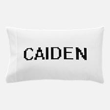 Caiden Digital Name Design Pillow Case
