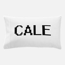 Cale Digital Name Design Pillow Case
