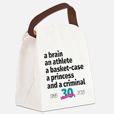 The Breakfast Club Canvas Lunch Bag