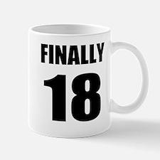 18th Birthday Humor Mug