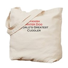 Spanish Water Dog Tote Bag