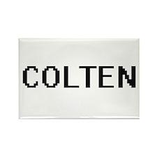 Colten Digital Name Design Magnets