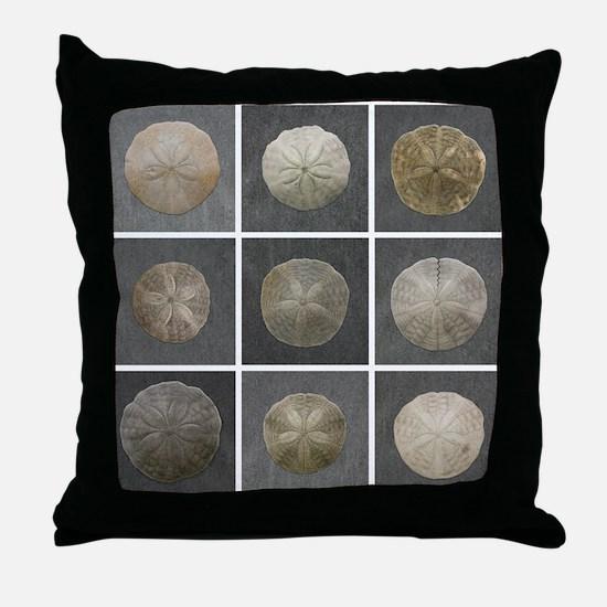 Gloucester Sand Dollar Throw Pillow