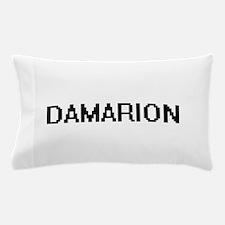 Damarion Digital Name Design Pillow Case