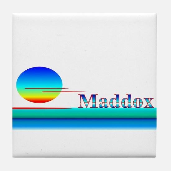 Maddox Tile Coaster