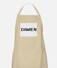 Damien Digital Name Design Apron