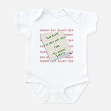 Crested Nice Infant Bodysuit